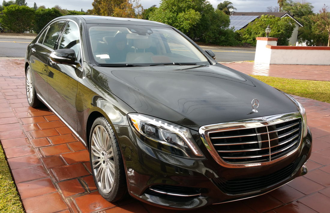 Mercedes Benz Of San Francisco >> New Verde Brook Metallic (green) S550 - MBWorld.org Forums