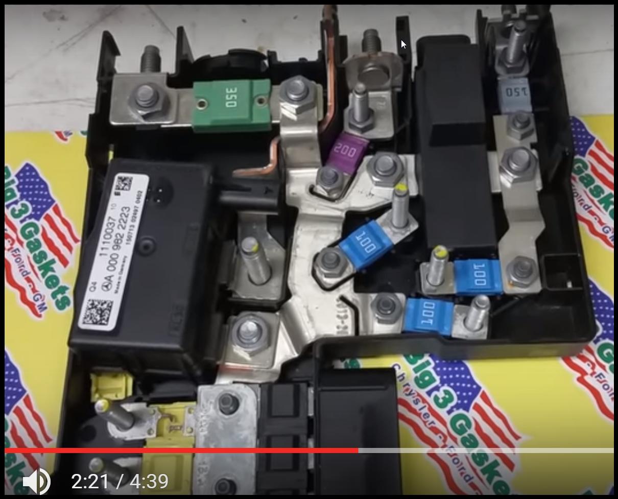 mercedes pre fuse box wiring diagram schematics