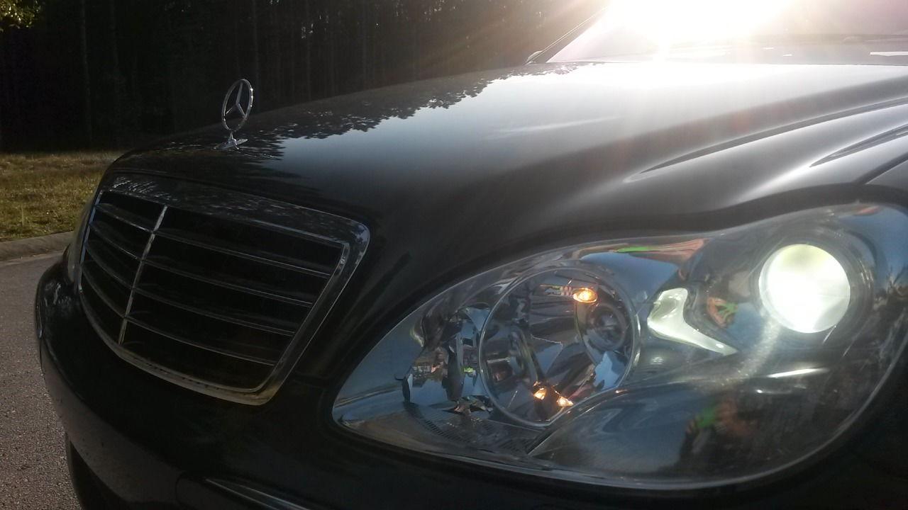 Headlight bulbs bi xenon headlamps forums for Mercedes benz headlight problems