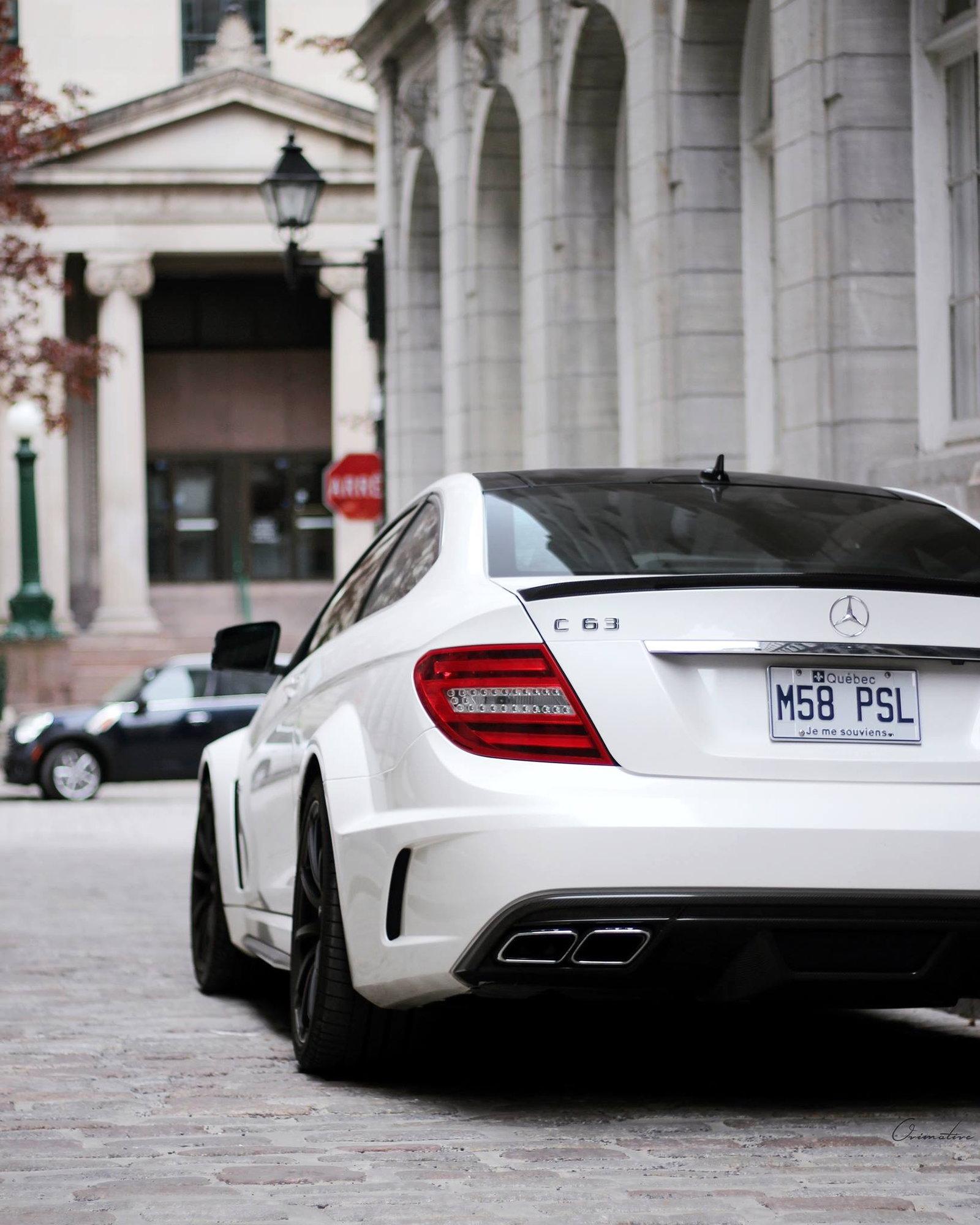 2012 Mercedes-Benz C63 AMG Black Series (Price In USD