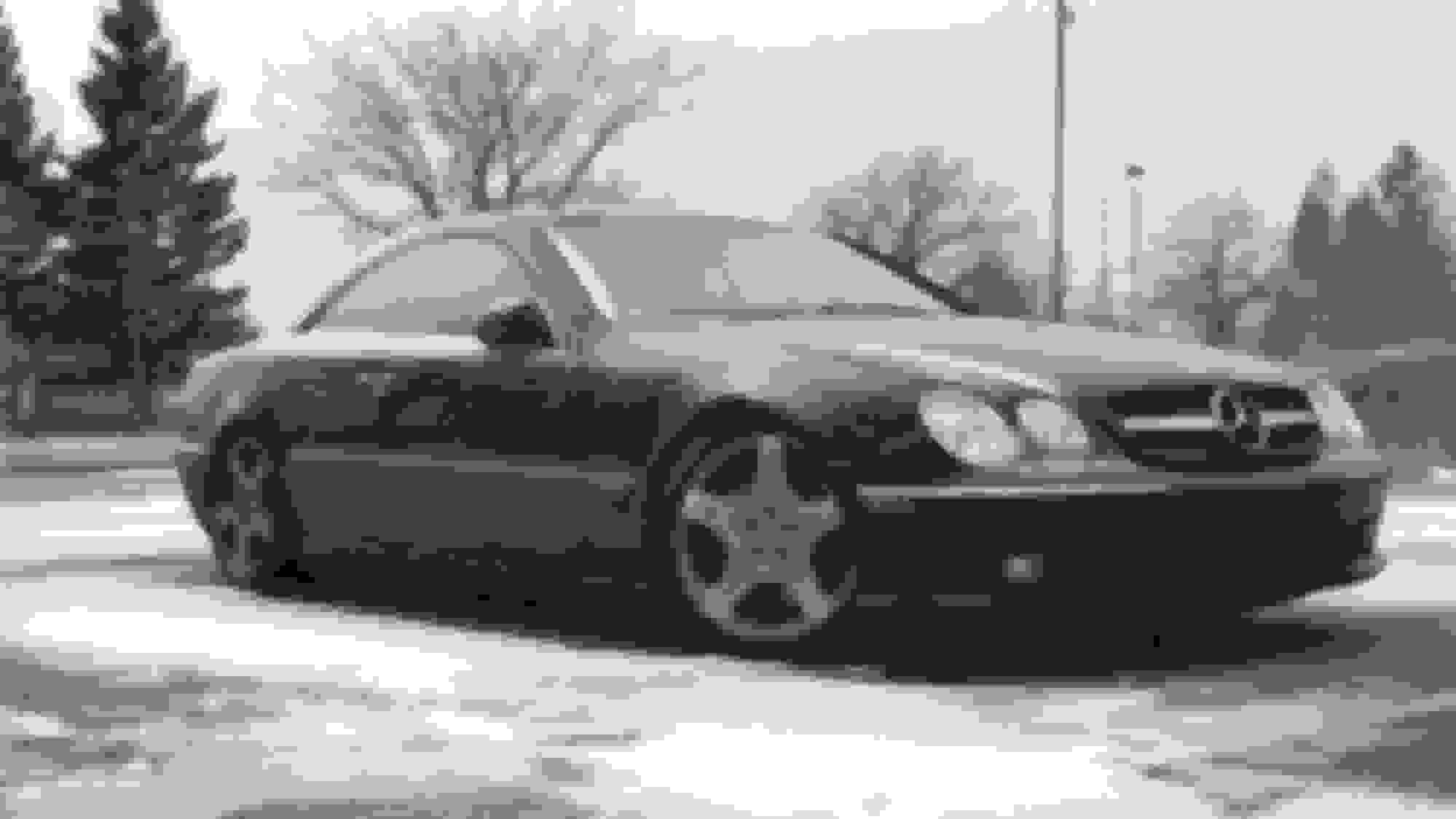My w215 CL55 ABC Delete Thread Yellow Speed Racing Coilover