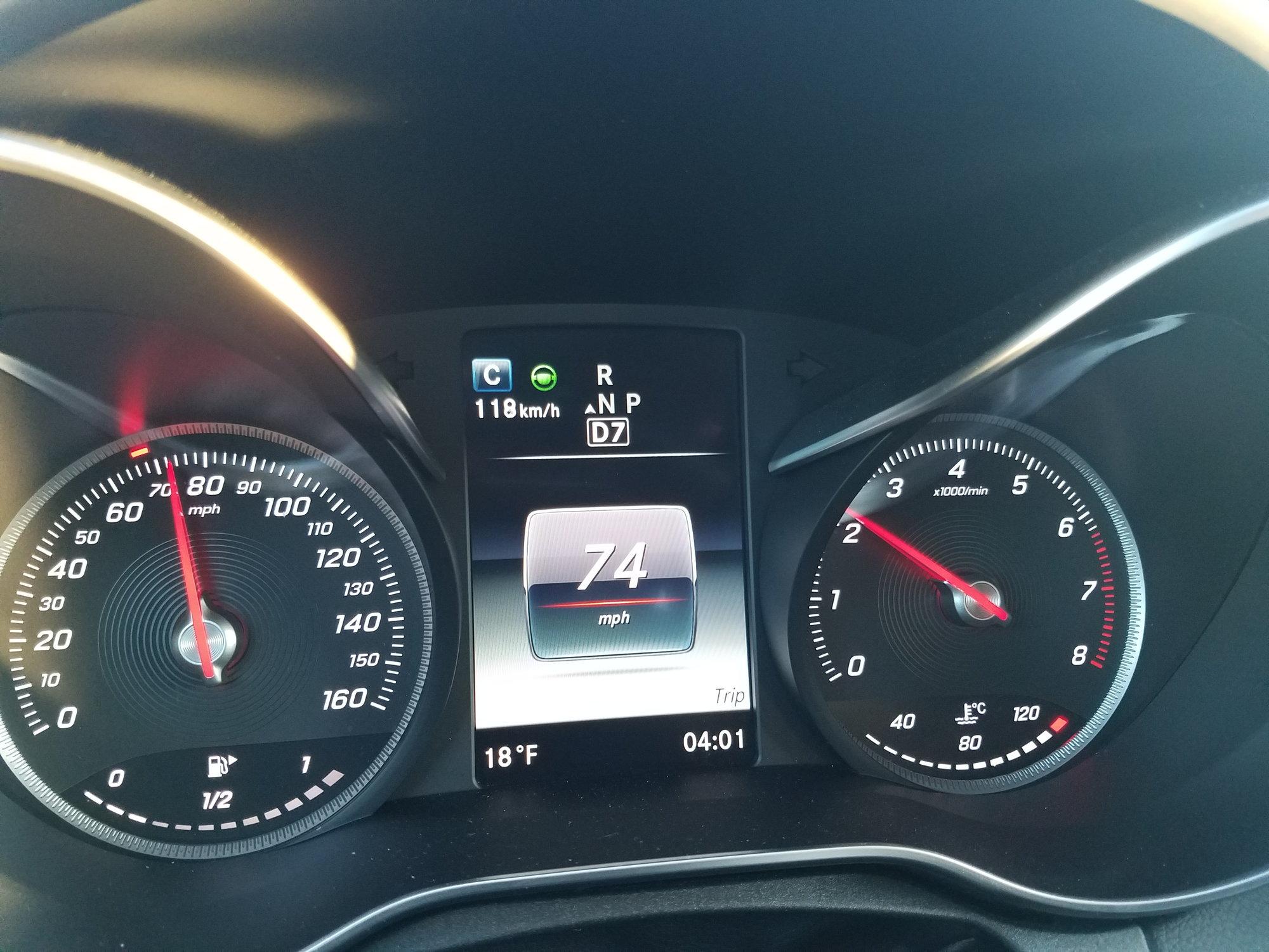 Mercedes c250 engine temperature