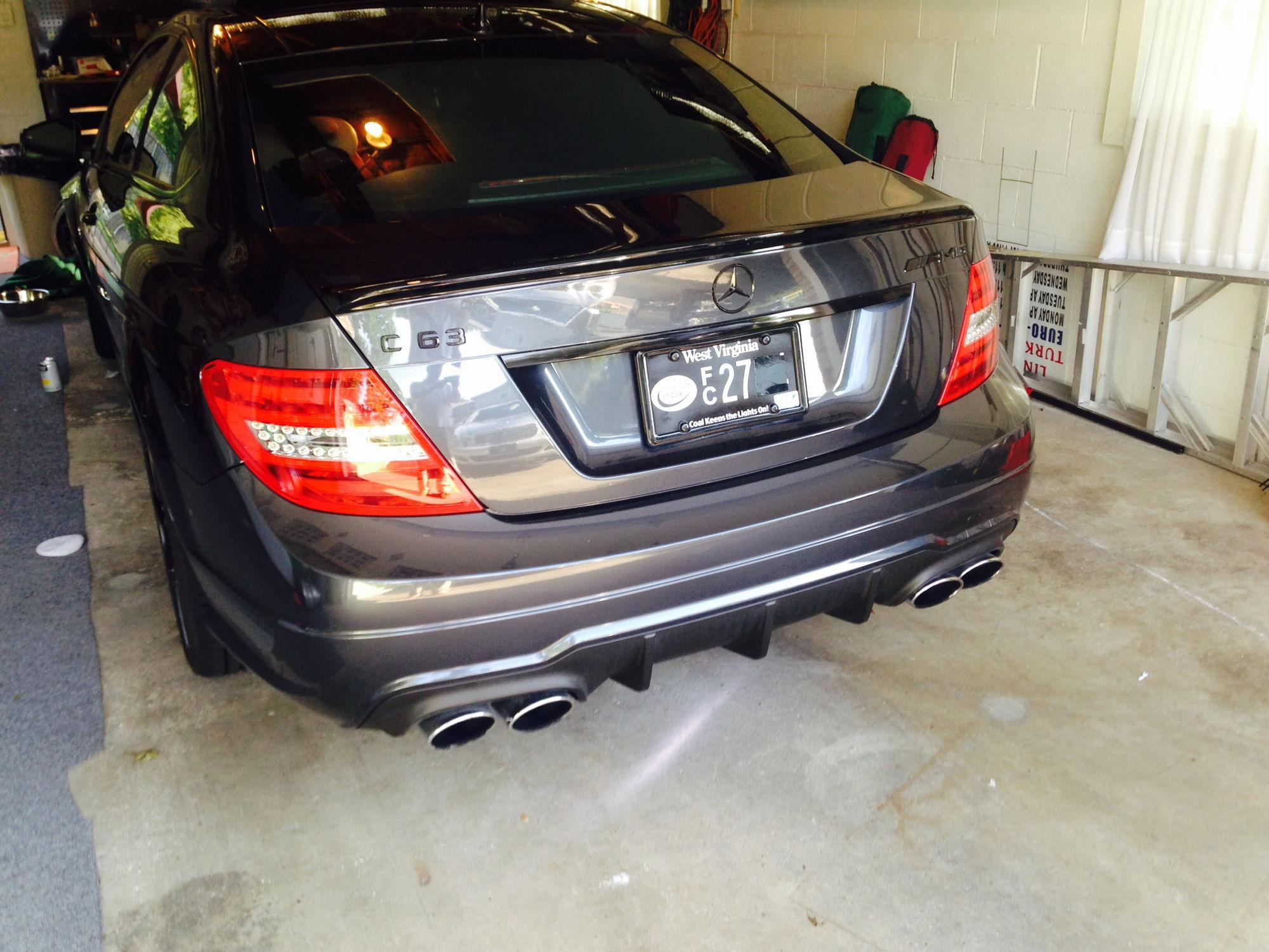 License plate frame forums for Mercedes benz amg carbon fiber license plate frame