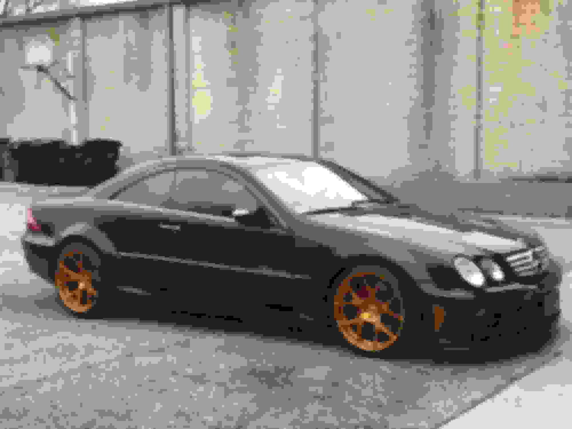 My w215 CL55 ABC Delete Thread - Yellow Speed Racing