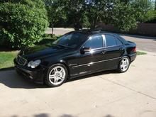 2002 C32AMG (My first AMG)
