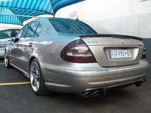 W211 E55 AMG (2)