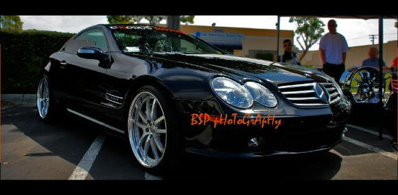 SL600 @ Wheel Power INC meet