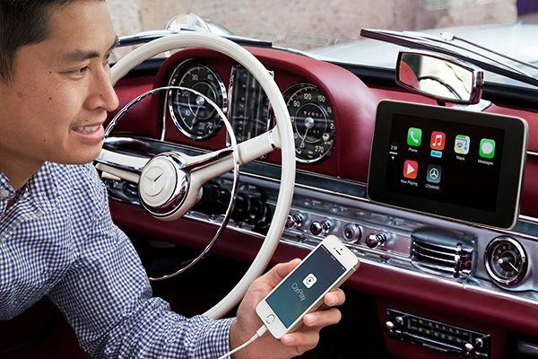 Retrofit CarPlay in W205