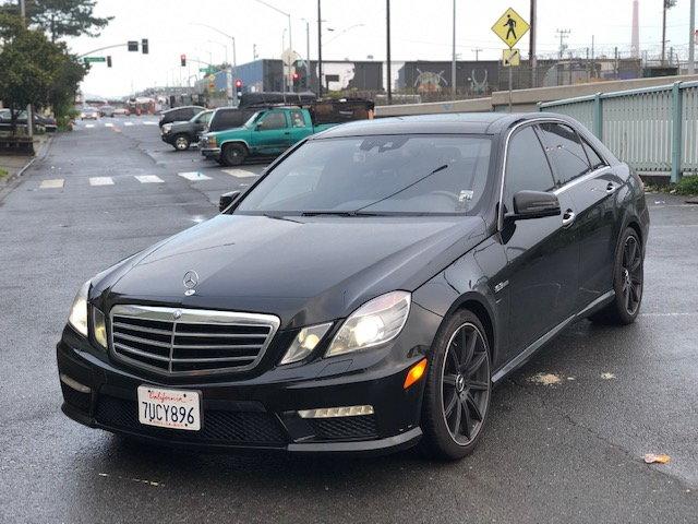2010 Mercedes Benz E63 AMG, Clean Title, Bay Area ...