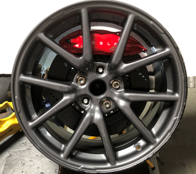 Tesla Model 3 Brake Upgrade - RacingBrake Forums