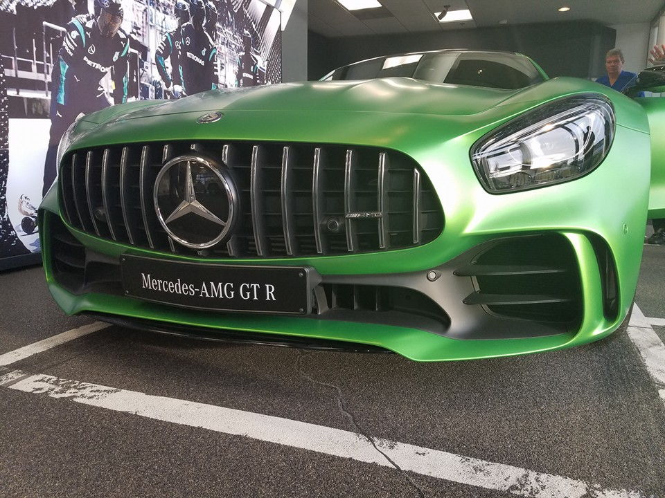 More photos of this mercedes amg gt r forums for Euro motors bethesda maryland