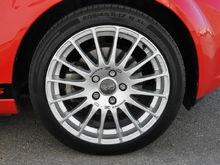 OZ Wheels 17 inch with Bridgestone Tyres