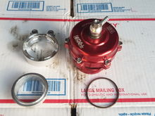 Full-Race Branded Tial Q 50mm BOV. Includes hardware. The flange appears to have been cut off of a different pipe, but is still weldable. $230