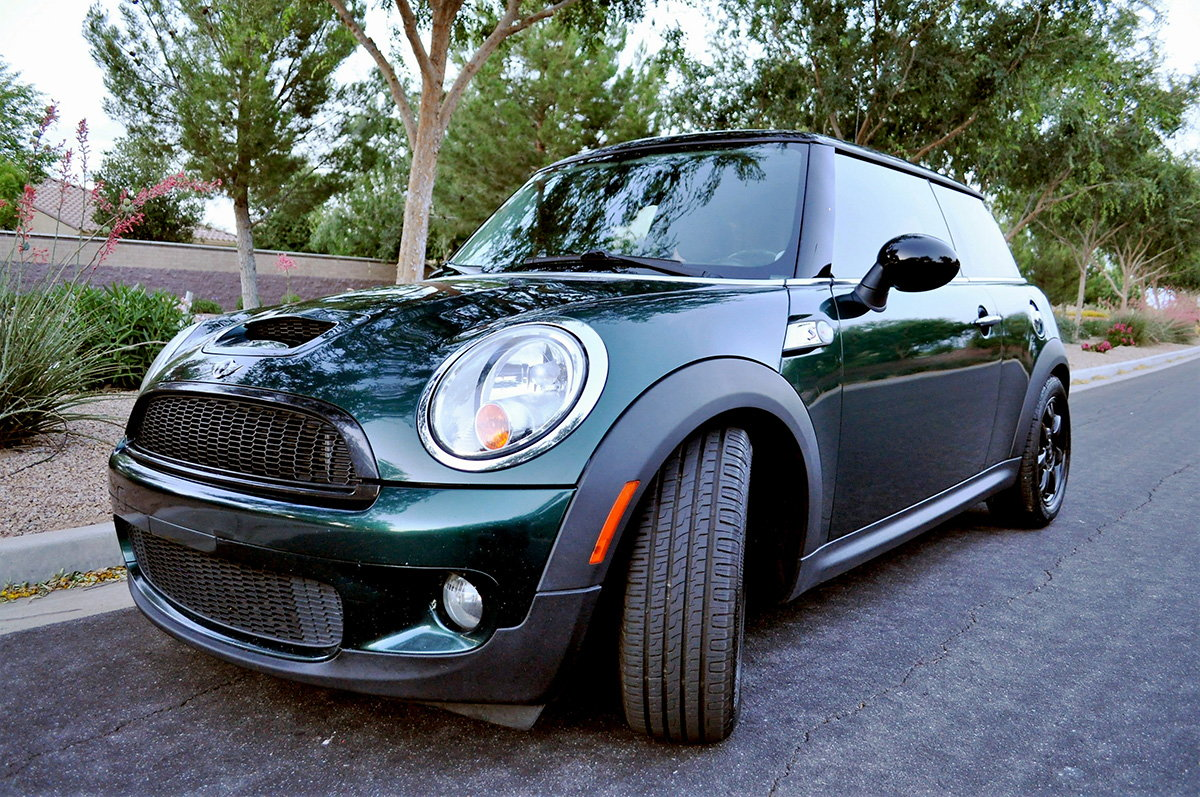 Fs 2010 Mini Cooper S British Racing Green North
