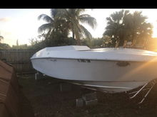 1981 24ft jaws project boat