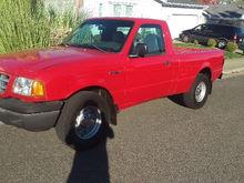 2002 Ranger 2.3 L