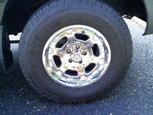 Wheel Close-Up