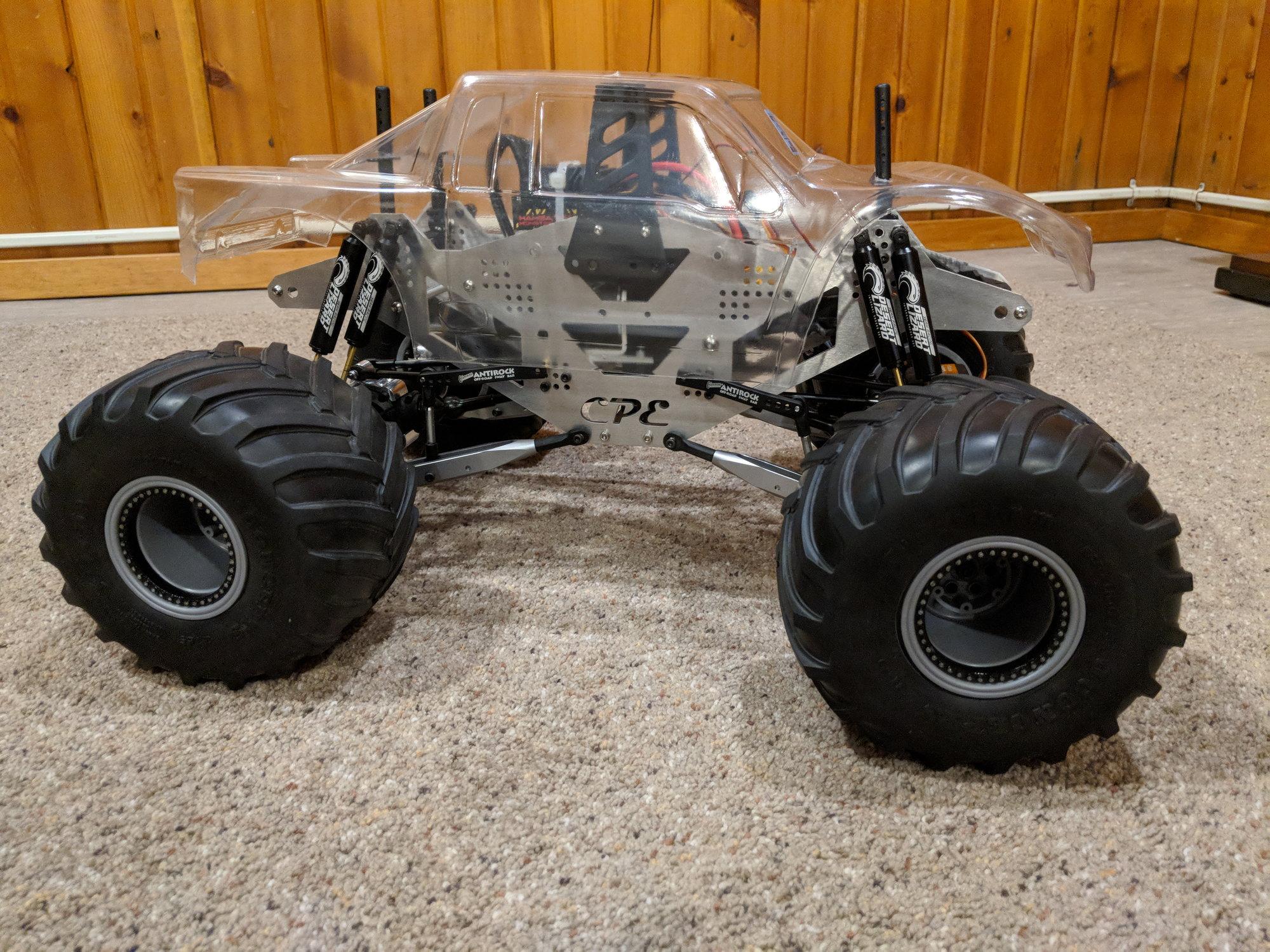 Monster Jam Solid Axle Monster Truck Best Platform R C Tech Forums
