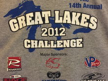 This is the 2012 GLC Tee-Shirt