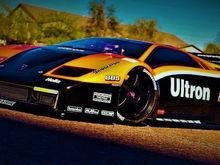 Hpi Super Rs4 EP 2-speed Lamborghini Diablo GT Racer
