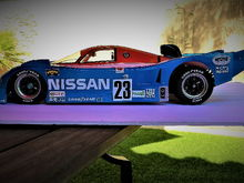 Vintage Nissan R91CP #58109