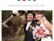 """When actresses Missy Pyle ( Galaxy Quest) made a really bad movie, Met the """"animal guy"""" she didn't expect to become mom to a 1,000lbs grizzly bear   https://people.com/pets/my-best-friend-is-a-grizzly-bear/"""