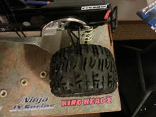 Trencher X, L.w., xtreme traction version..lol