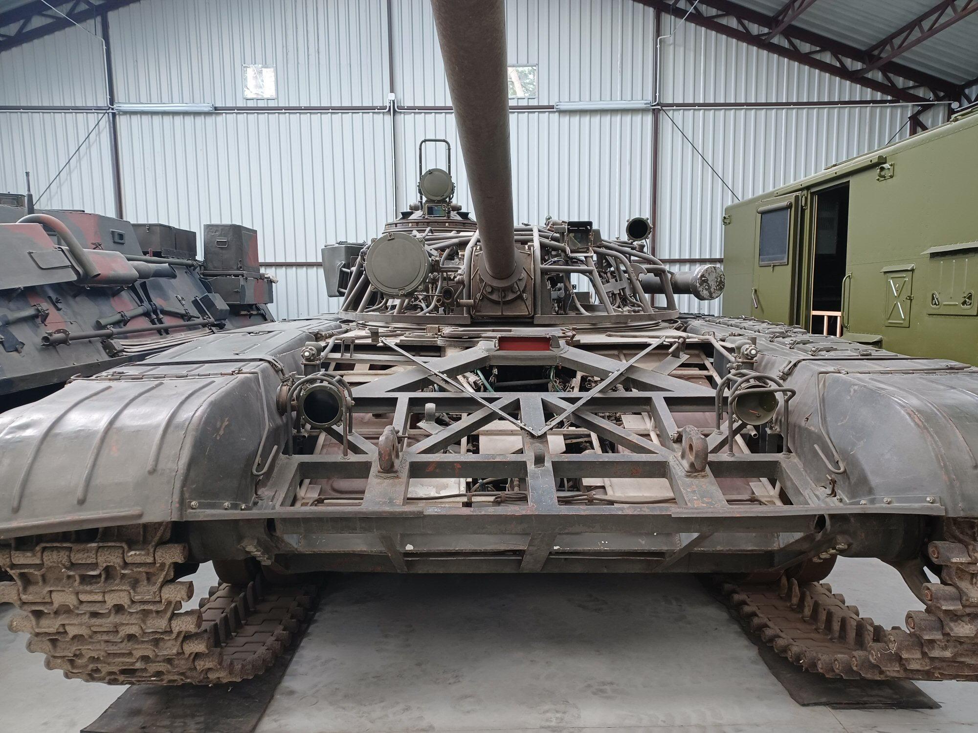 Museum of Military Technology GRYF, Dabrowka, Poland