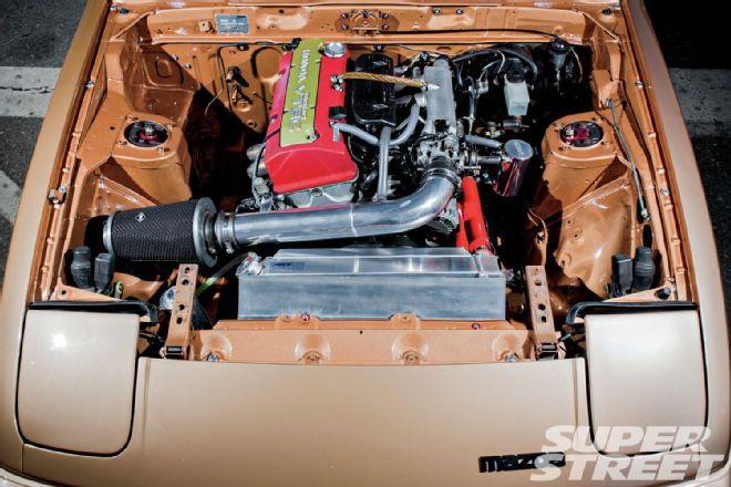 mazda rx7 fb with s2000 motor - RX7Club com - Mazda RX7 Forum