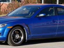 My WB RX-8 GT