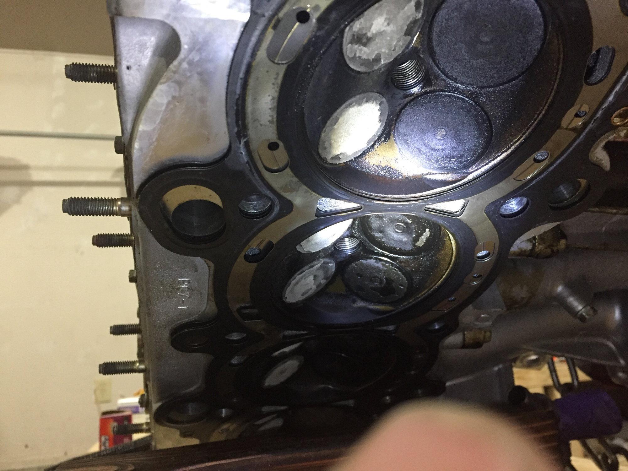 Rebuild from spun rod bearing - S2KI Honda S2000 Forums