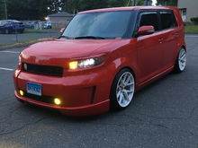 Scion xb rs6.0
