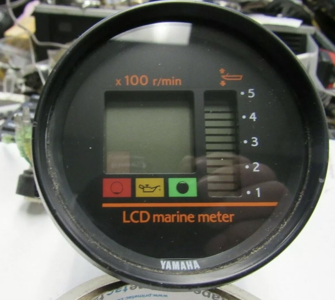 [TVPR_3874]  Yamaha LCD marine meter wiring and part numbers - The Hull Truth - Boating  and Fishing Forum | Lcd Marine Meter Wiring Diagram |  | The Hull Truth