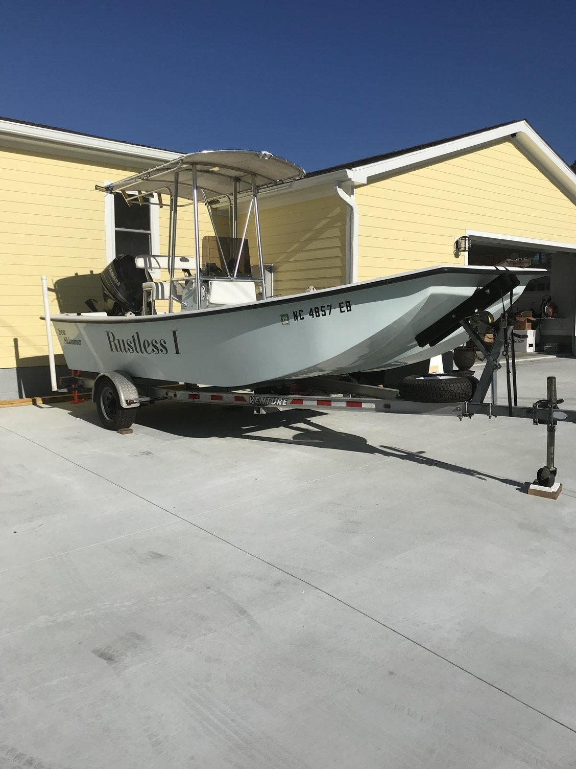 2008 Sea Skimmer Skiff $14,500 - The Hull Truth - Boating
