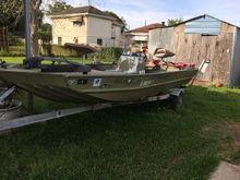 My boat restoration