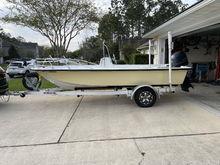Cobia Bay Boat