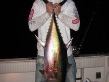 chris with yft caught on chunk- e. atlantis