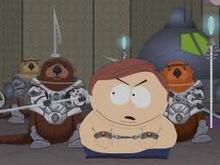 Cartman otters