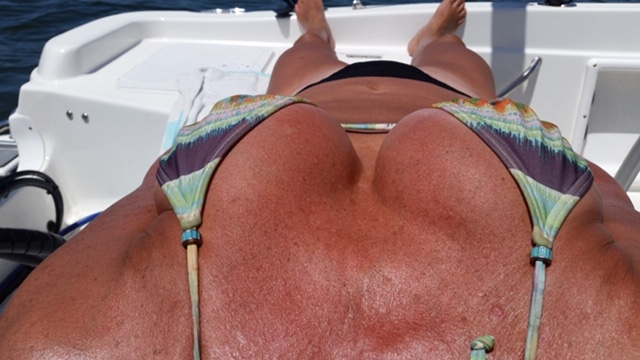 Post the best picture of your lady on your boat - Page 1115