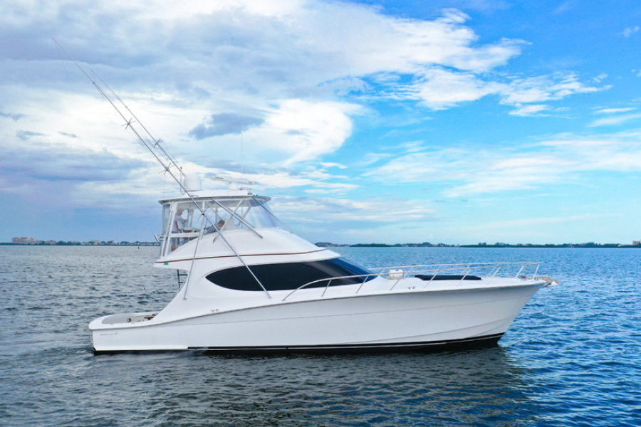 2013 Hatteras 54GT YACHT FOR SALE BR2815-JL/APM - The Hull Truth