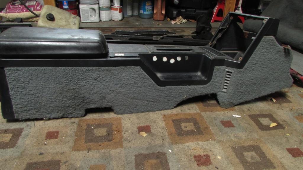 Camaro Console Autos Weblog