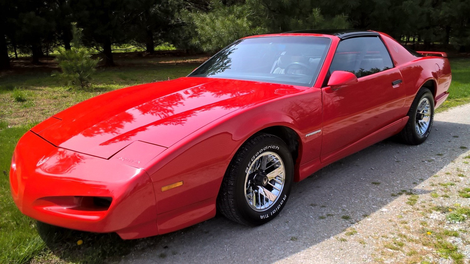 20+ 1986 Trans Am Red