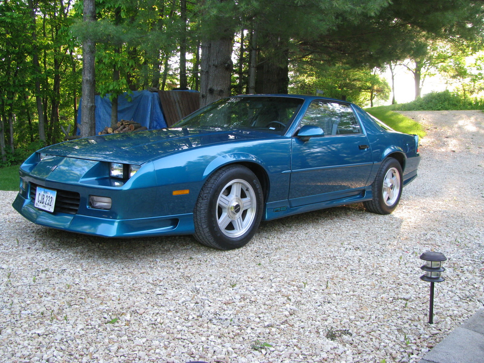 Iowa For Sale 1991 Camaro Rs Third Generation F Body