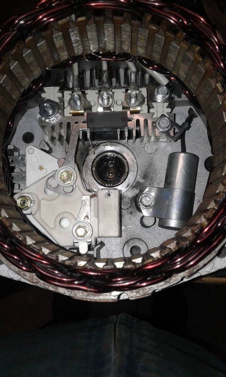 10si Alternator Internals Drop Some Knowledge On Me Third Generation F Body Message Boards