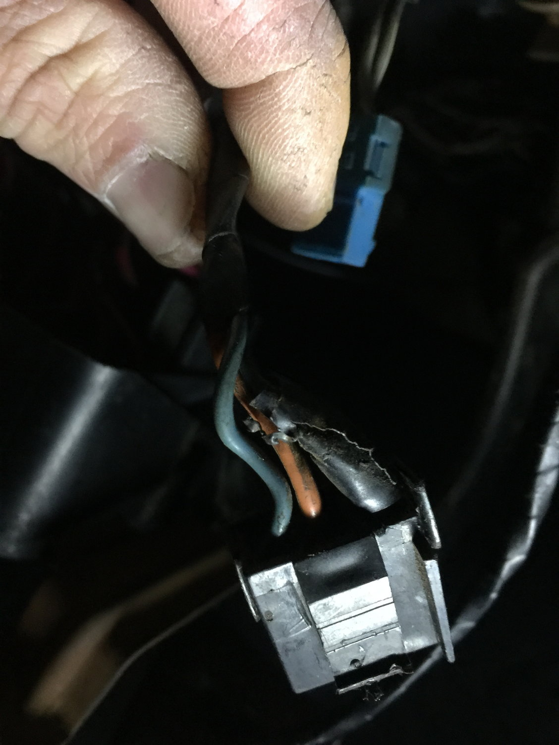 Need Help Identifying A Few Wires