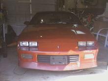 1991 Camaro Build