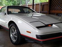 1987 Firebird Formula
