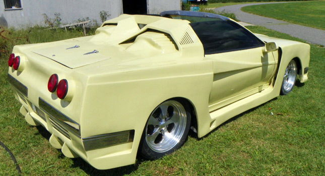 Kitt S Rival Car