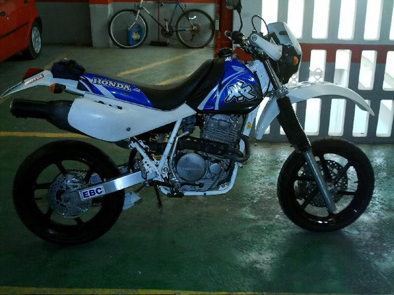 My crazy turbo dirtbike build - Third Generation F-Body