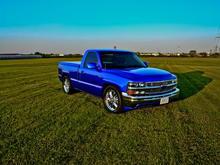 My Silverado - for sale 15K